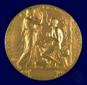 copyright, The Nobel Foundation